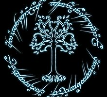 Tree of Gondor by augustinet