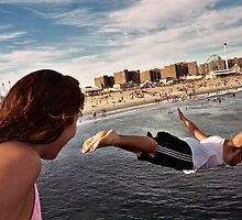 Flying by Lara Wechsler