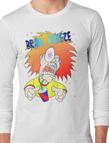 Brain Freeze Long Sleeve T-Shirt
