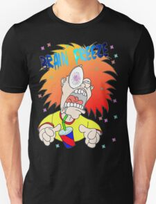 Brain Freeze Unisex T-Shirt