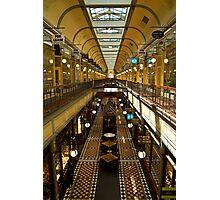 Adelaide Arcade Photographic Print