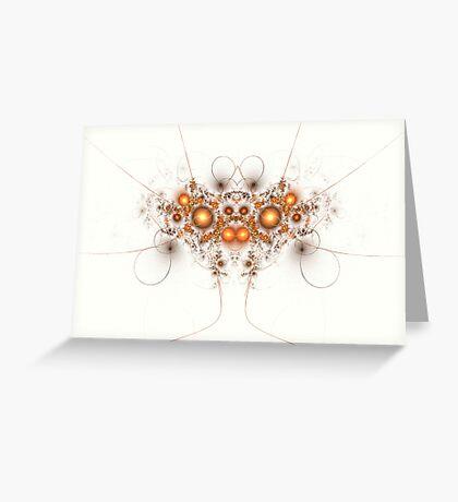 The Bug Greeting Card
