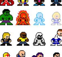 Marvelous 8-bit Sticker