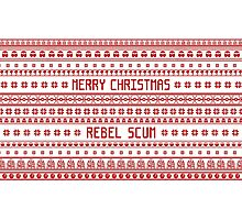 Merry Christmas Rebel Scum Photographic Print