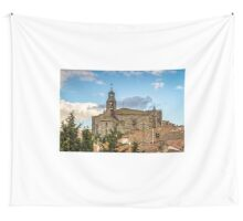Capel of Mosen Rubi Wall Tapestry