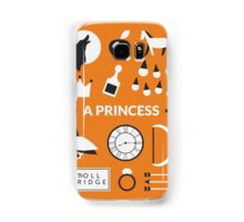 Once Upon A Time - A Princess Samsung Galaxy Case/Skin