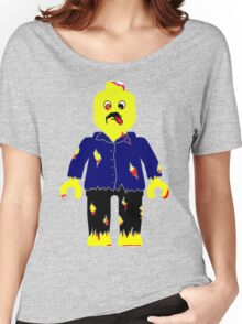 Zombie Minifig Women's Relaxed Fit T-Shirt