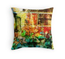 The Prayers of the Mystics Throw Pillow