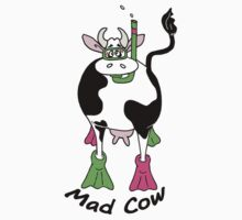 mad cow by vonnyk