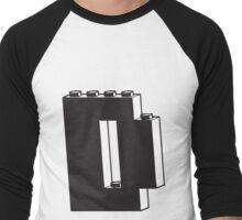 THE LETTER D Men's Baseball ¾ T-Shirt