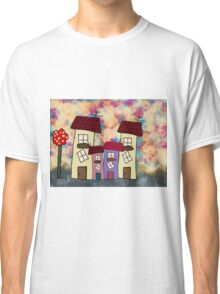 Lovely houses Classic T-Shirt