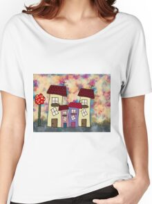 Lovely houses Women's Relaxed Fit T-Shirt