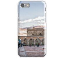 Mercado Chico Square in Avila iPhone Case/Skin