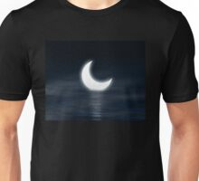 Moon on the water Unisex T-Shirt