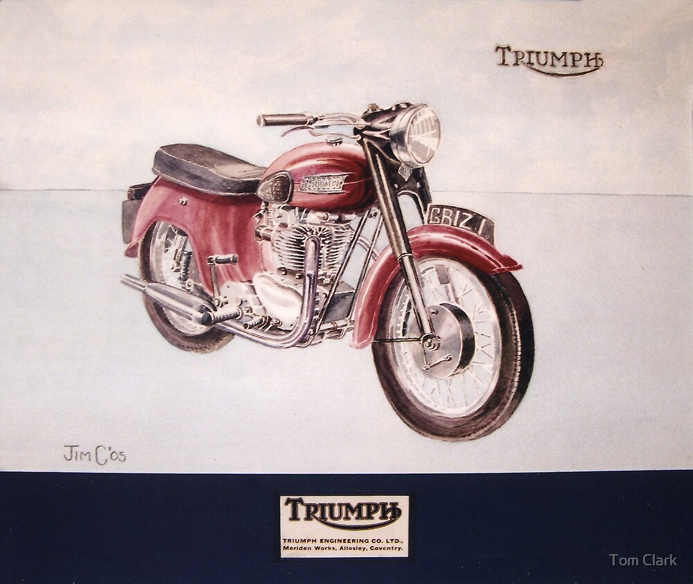 Triumph by Tom Clark