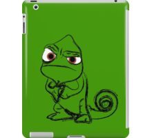 Pascal punch iPad Case/Skin