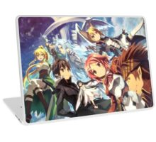 Anime: SWORD ART ONLINE Laptop Skin