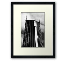 Melbourne Central Tower Framed Print