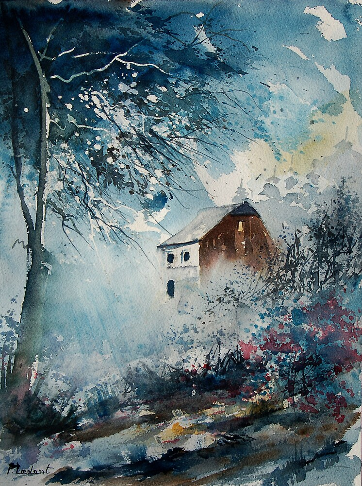 watercolor 190907 by calimero