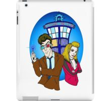 Ten and Rose iPad Case/Skin