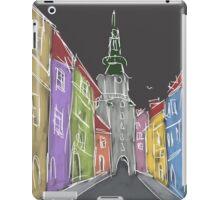 Dark street iPad Case/Skin