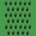 Mr Robot Army by rufflesal