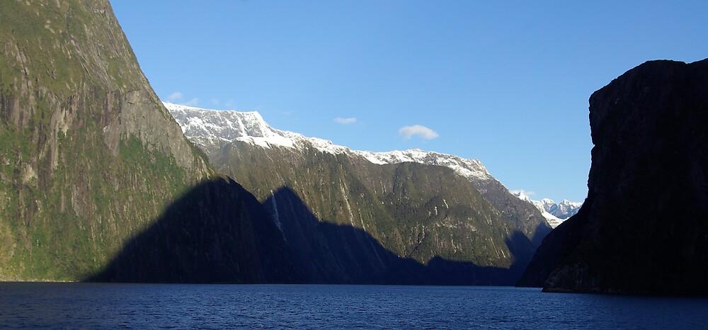 Milford Sound New Zealand 4 by Geoff46