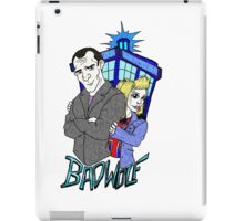 Ninth Doctor & Rose iPad Case/Skin
