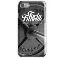 Forta Fitness Barbell iPhone Case/Skin