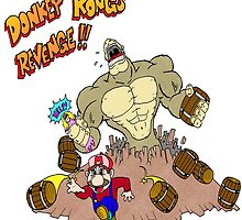 Revenge of Donkey Kong by Skree
