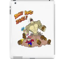 Revenge of Donkey Kong iPad Case/Skin