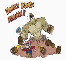 Revenge of Donkey Kong Kids Clothes