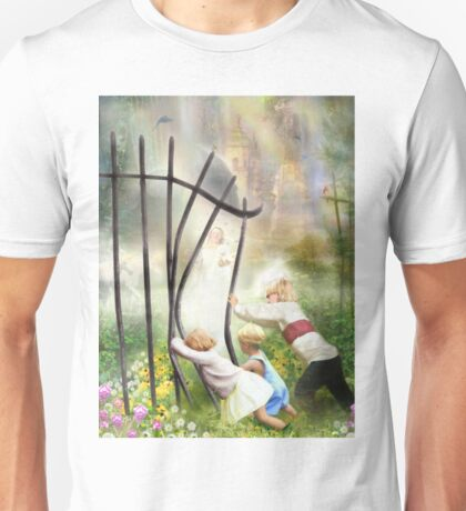 The Other Side Of The Fence Unisex T-Shirt