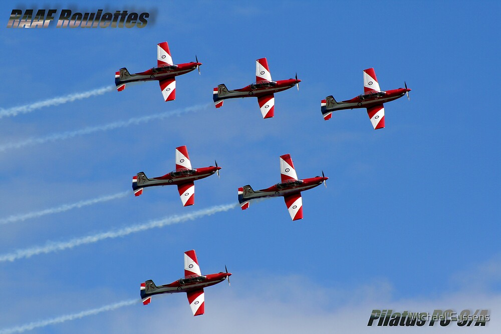Roulettes Formation by Michael Eyssens