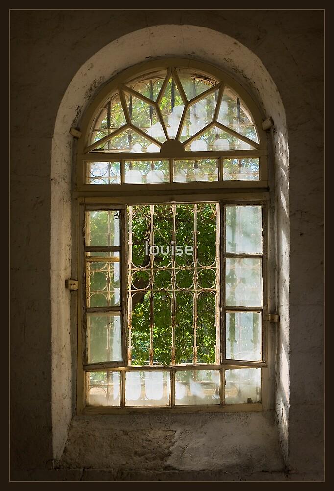 WINDOW by louise