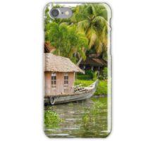 Kerala Backwaters iPhone Case/Skin