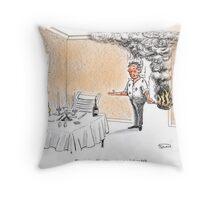 Pilchards? Throw Pillow