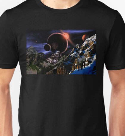 Discovery of Altair IV  Unisex T-Shirt