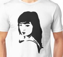 cold shoulder Unisex T-Shirt