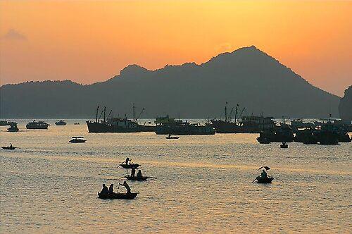 Haylong Bay 1 - Vietnam by GetCarter