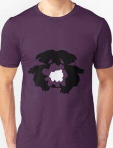Bublasaur Ivysaur Vunasaur T-Shirt
