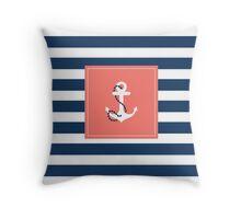 Marine part 2 Throw Pillow
