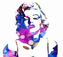 Marilyn Monroe  by BritishYank