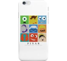 Disney Pixar Characters iPhone Case/Skin