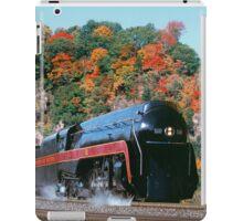 Norfolk & Western #611 - Eggleston, VA iPad Case/Skin