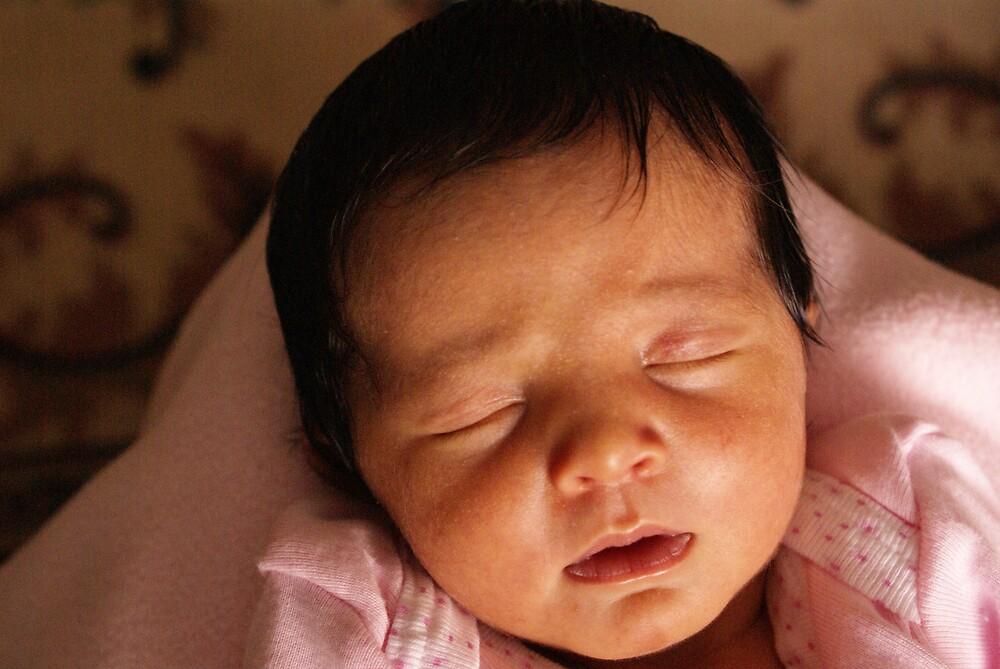 New Born Angel by Wazi