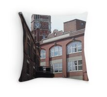 Chelsea Clocktower Throw Pillow