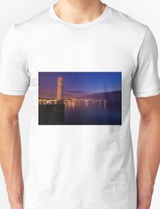newhaven harbour,edinburgh Unisex T-Shirt