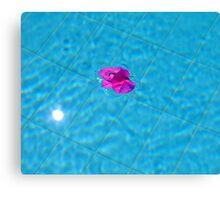 Float On... Canvas Print
