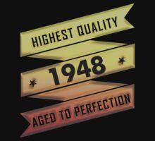 Highest Quality 1948 Aged To Perfection by johnlincoln2557